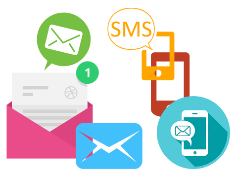 CCView Email SMS Integration